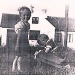 Inga og Jørgen, 1941 Trangetvej Taars