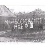 Bryllup i Trangetvej 20 1947