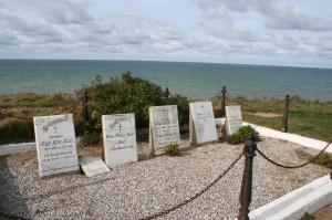 Gravsten på Mårup kirkegård, Toft