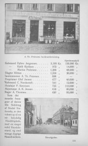 Marinussens trævarehandel Sindal