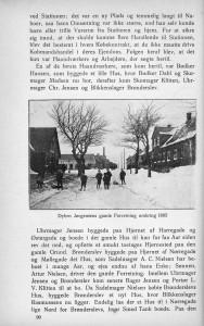 Dybro Jørgensens forretning omkring 1895