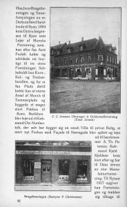 Sindal by urmager og brugsforening