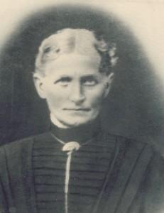 Petrine Pedersen, min oldemor