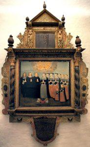 Epitafie over Otto Jacobsens familie