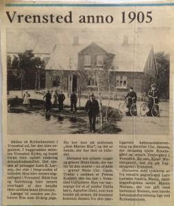 Vrensted anno 1905